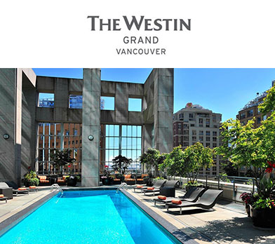 The Westin Grand Vancouver - Metro Sponsor Hotel