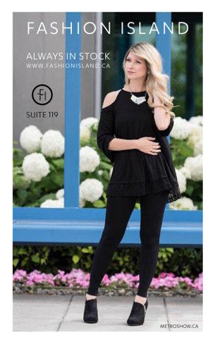 Fashion Island - Metro Web Ad